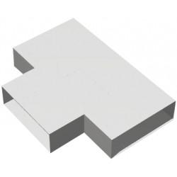 Kanal plochý - T kus 150x50